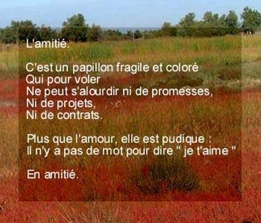 Site amitie